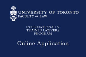 ITLP Online Application