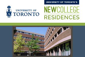 New College Summer Residences